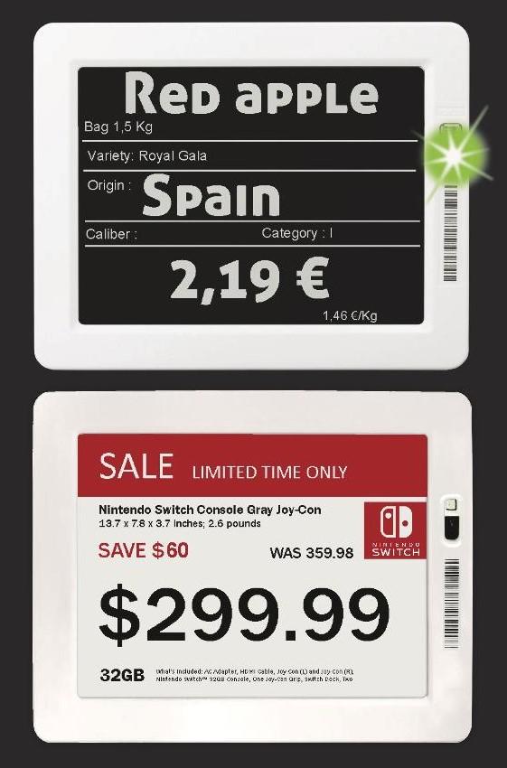 Smart Tag HD 150 - Red/Black or Black